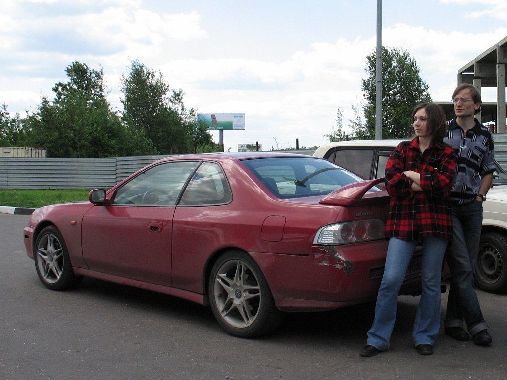Шашлык на Истре 2006-1