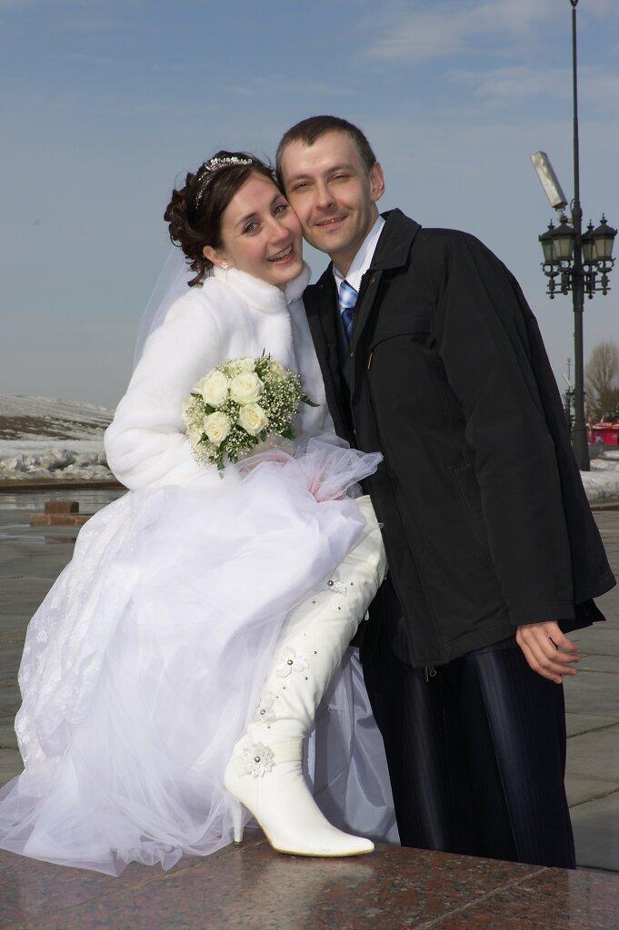 Свадьба Серёжи и Лены 2010