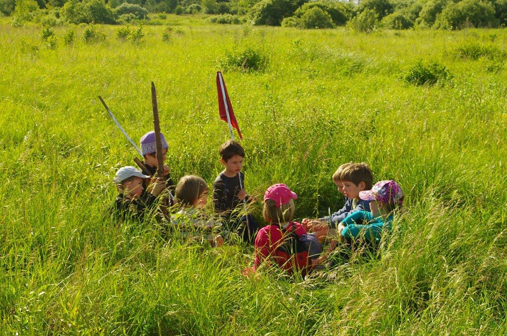 Детские походы Норд-Веста