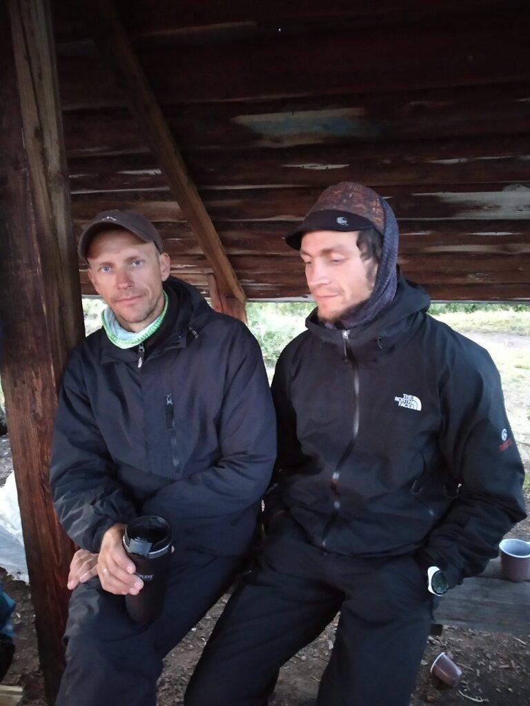 Наши инструктора Валентин и Виктор
