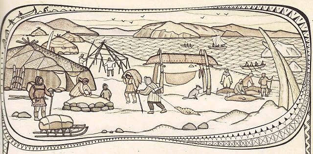 Чукотский рисунок